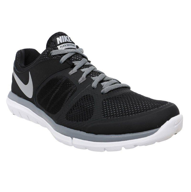 Nike Flex Run Mens Running Shoes - Black
