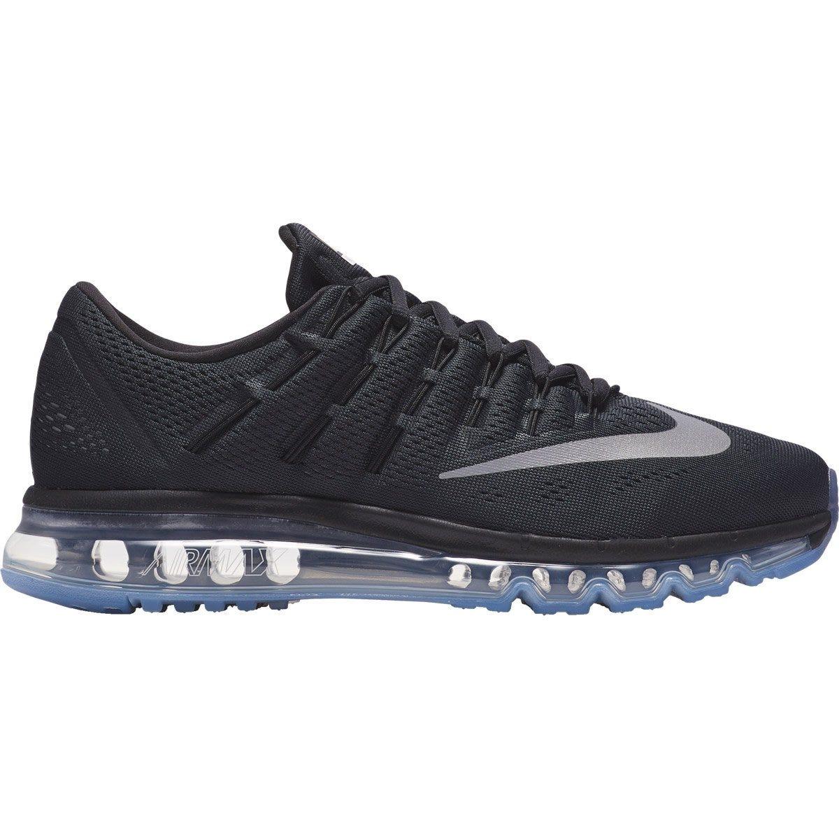 Nike Air Max 2016 Men's Training Shoes - Black/Dark Gray/White