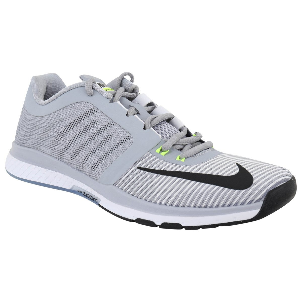 Nike Zoom Speed TR Mens Training Shoes - GrayVoltBlack
