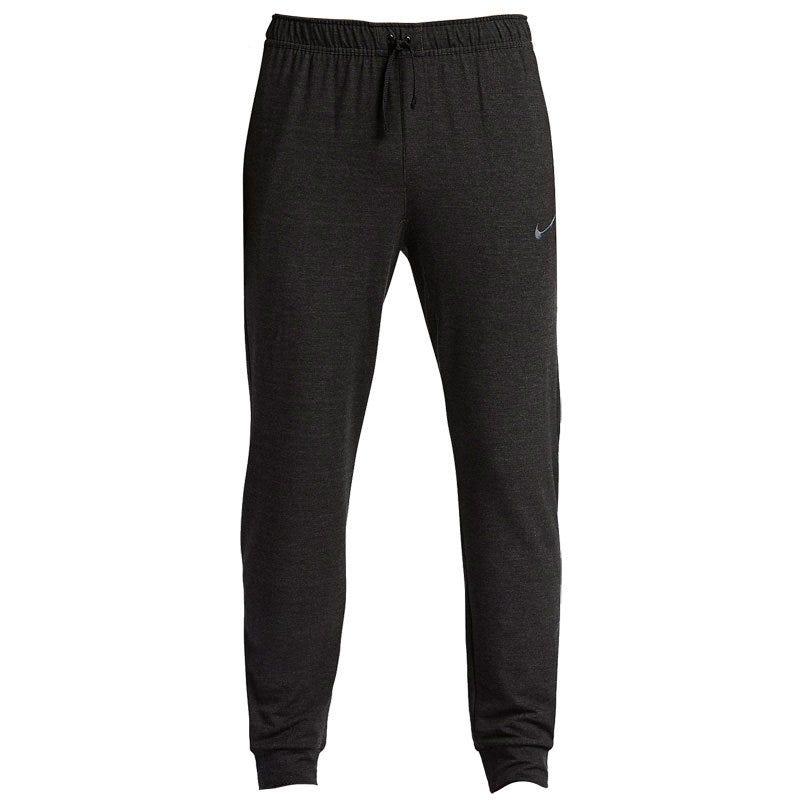 Small Baseball Dri-Fit Touch Fleece Sr. Training Pants by Nike; Black