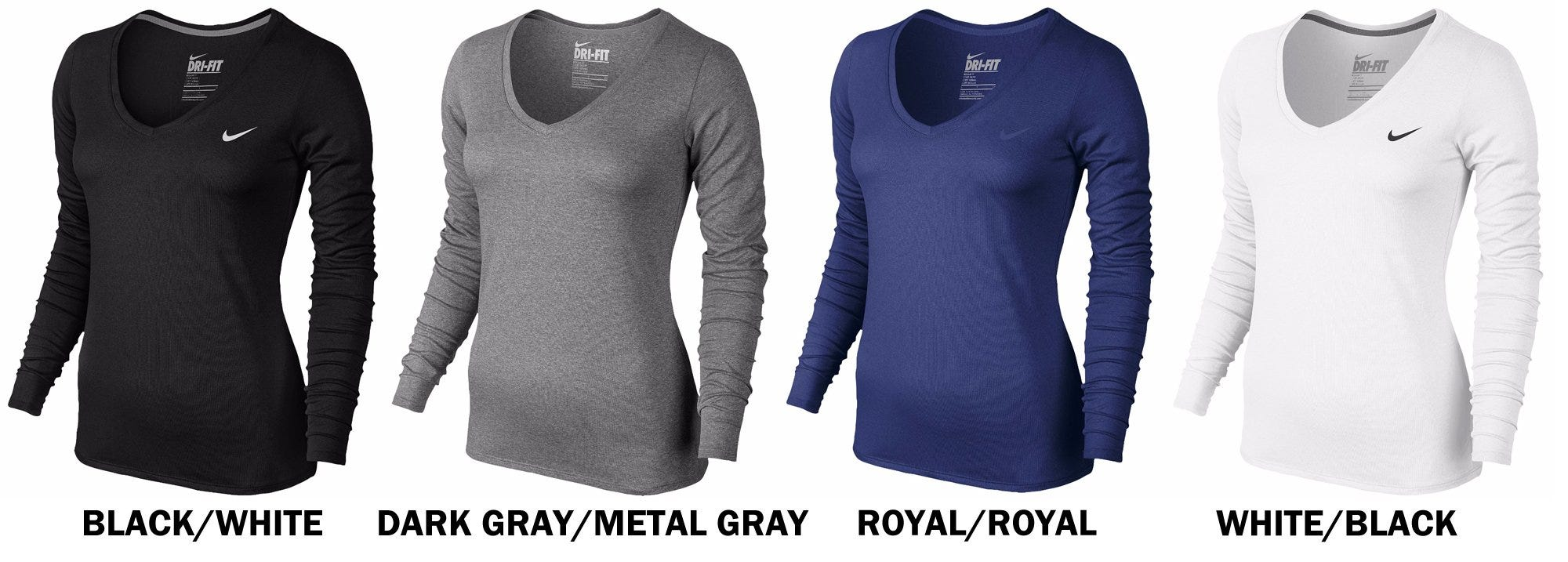 Nike long sleeve shirt women for Pa fishing license prices