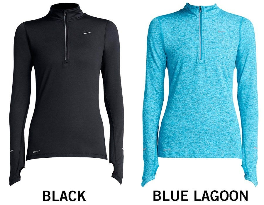 Nike Element Half-Zip Women's Long Sleeve Undergarment