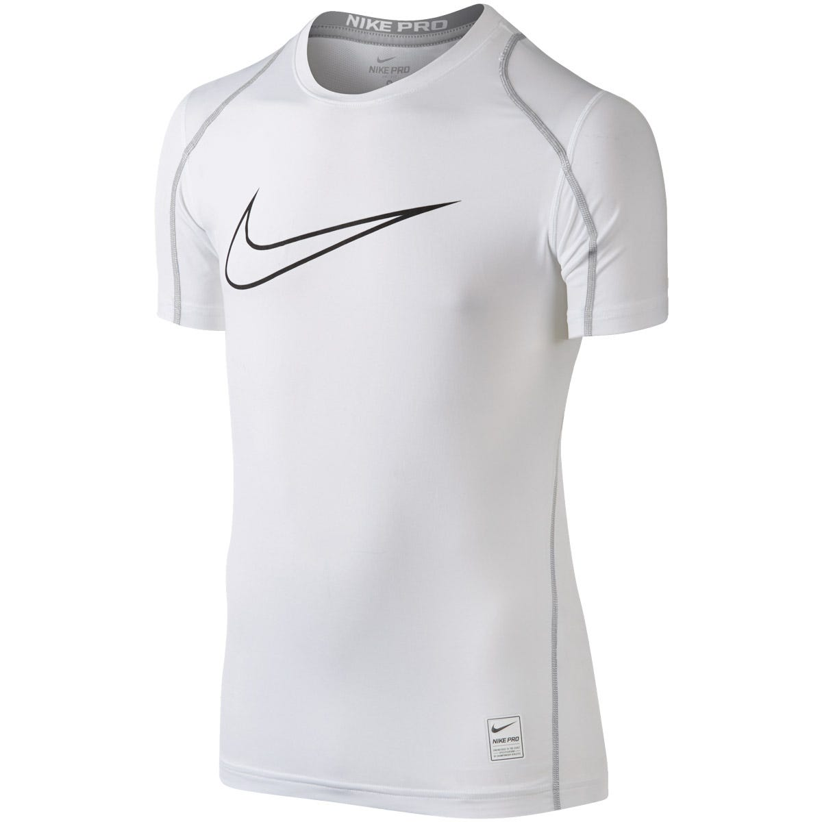 Nike Pro Combat Cool Youth Short Sleeve Fitted Top