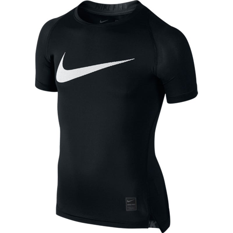 Nike Pro Hypercool HBR Youth Compression Short Sleeve Shirt