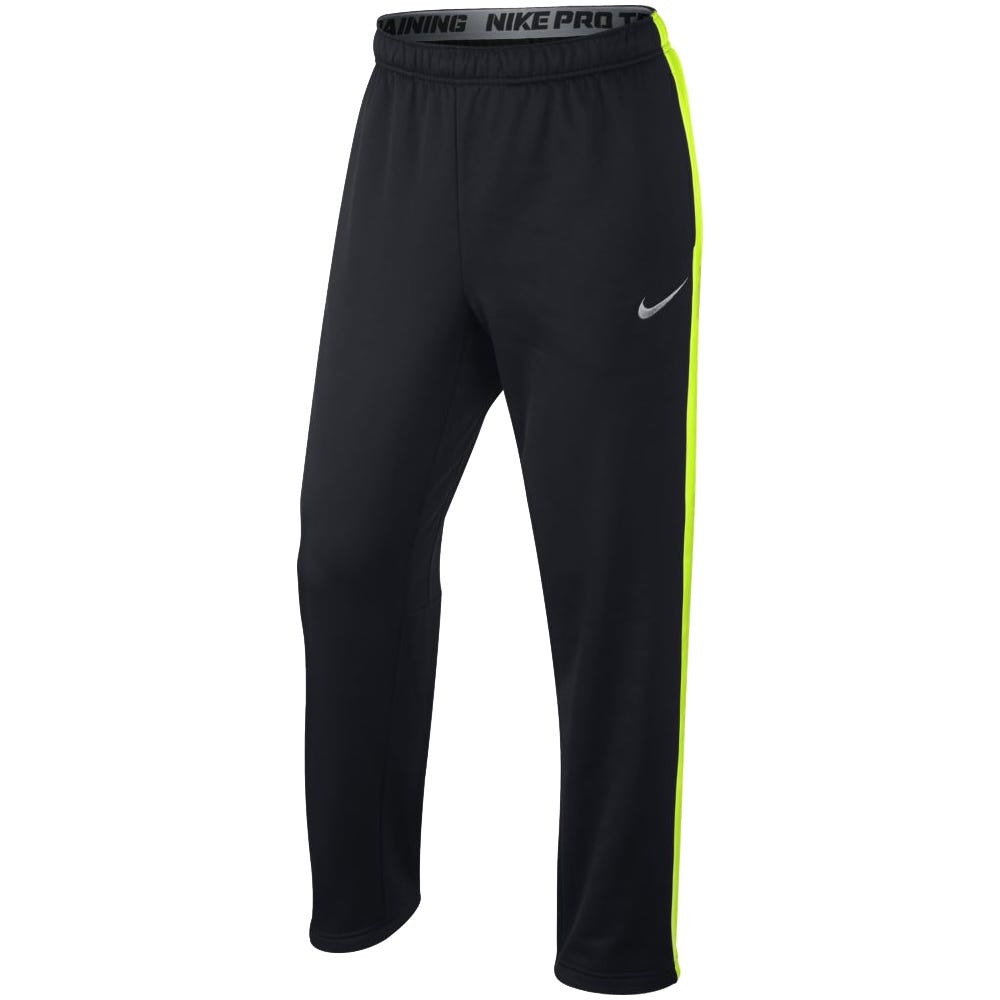 Nike Black/Carbon Gray Baseball KO 3.0 Training Pant - Size X-Large