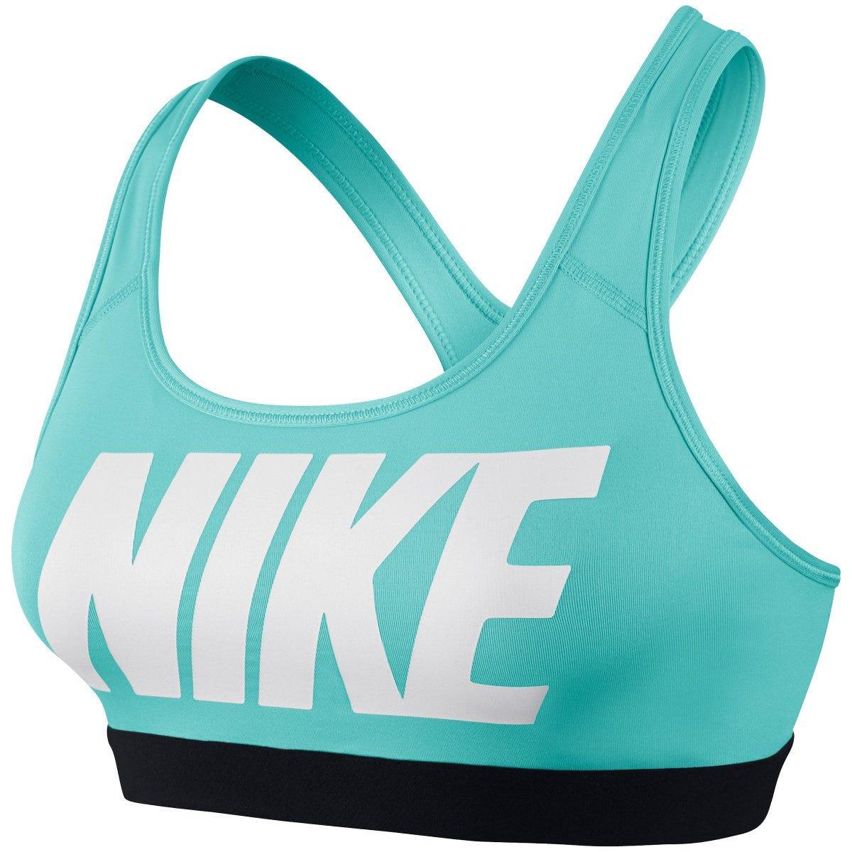 Nike Pro Classic Logo Womens Sports Bra