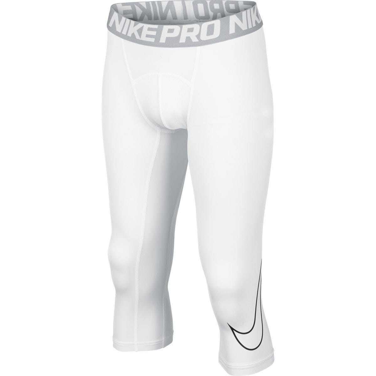 Nike Pro Cool HBR Youth Compression 3/4 Pant
