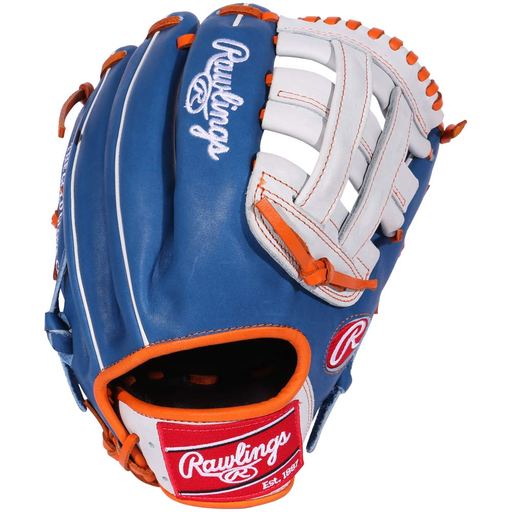 Rawlings PRO1176CVW Heart of the Hide Baseball Glove; Adult Size 11.75