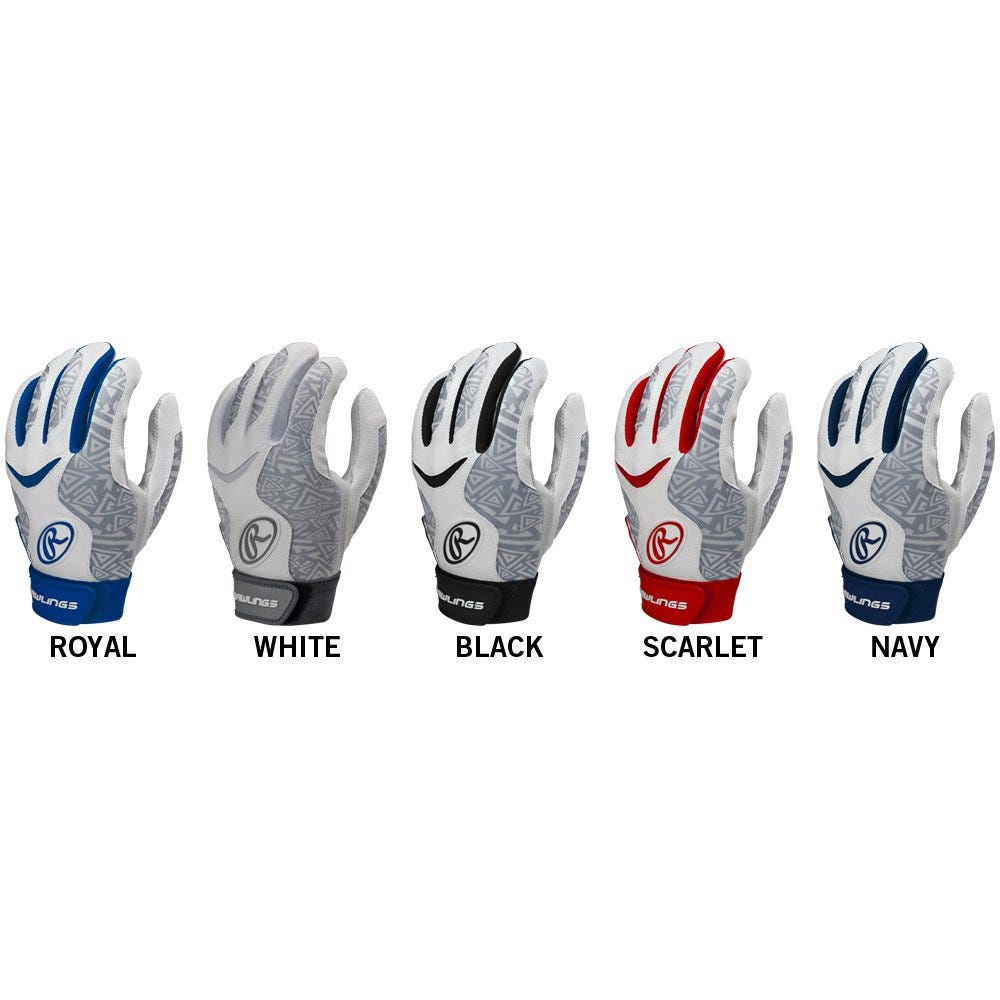 Rawlings Storm Women's Fastpitch Batting Gloves