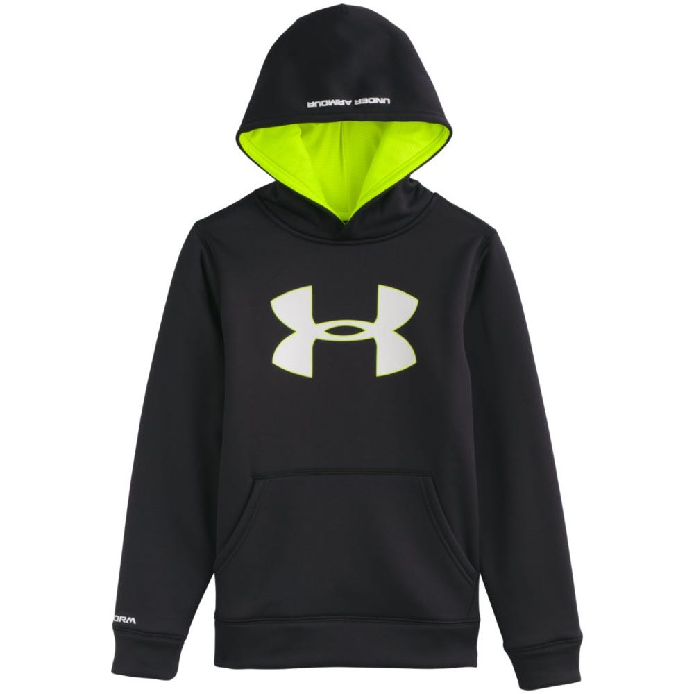 Under Armour Big Logo Youth Hoody