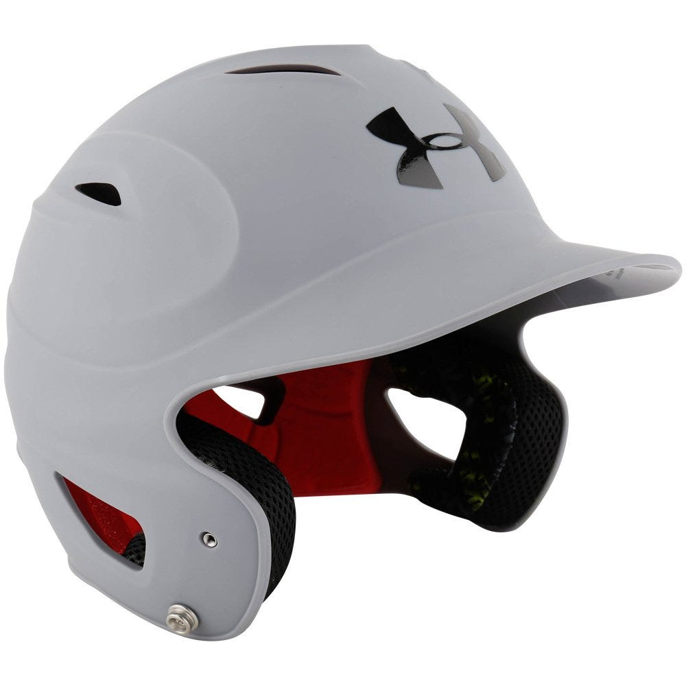 Under Armour UABH-200M Matte Sized Batting Helmet
