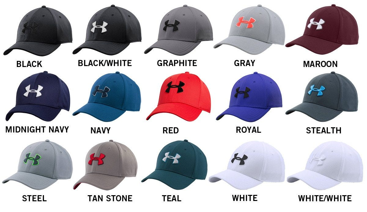 8e80405c ... italy under armour blitzing ii stretch fit cap d8a97 612c0 ...