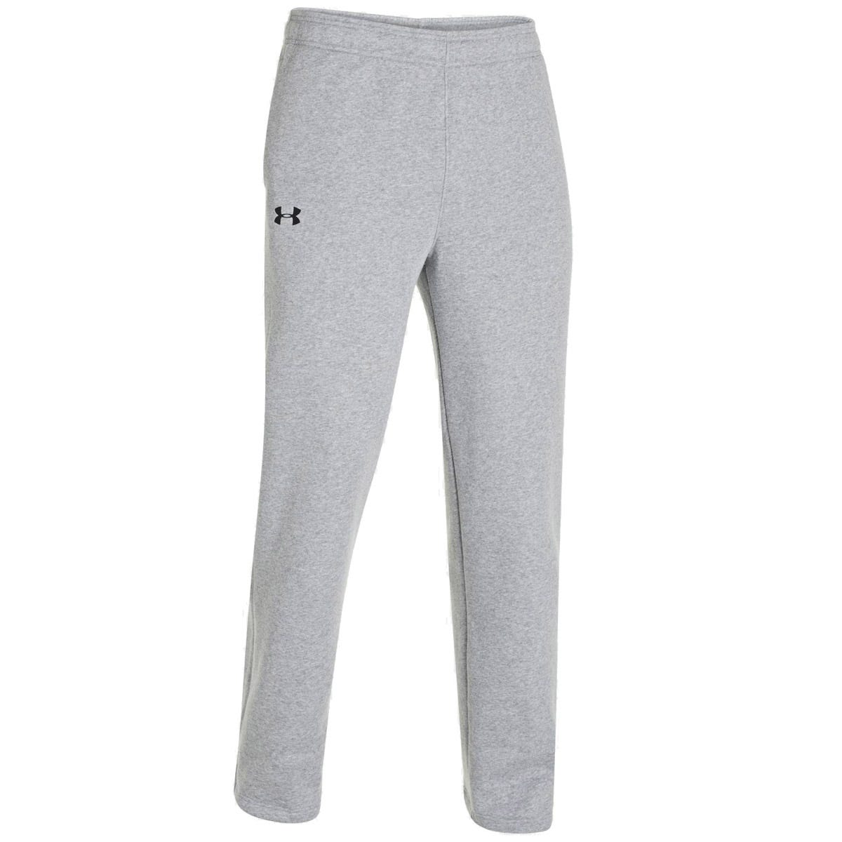Rival Fleece Sr. Pants Under Armour; Baseball - S Midnight Navy/White
