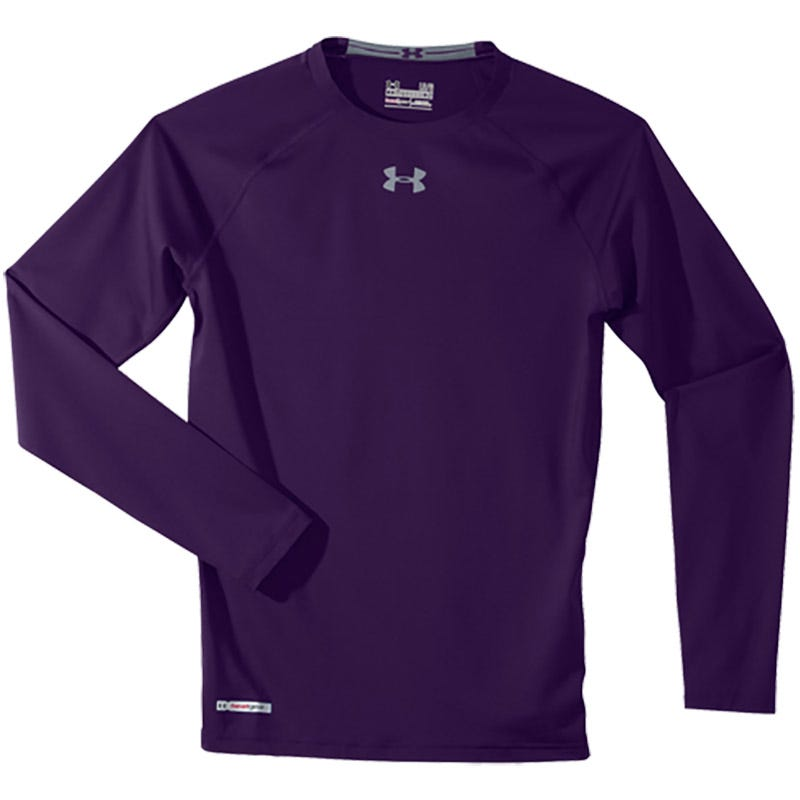 Under Armour Sonic Heatgear Sr. Compression Long Sleeve Shirt