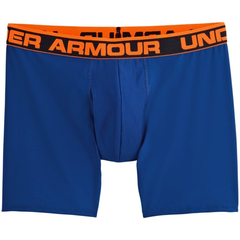 Under Armour Original Adult 6in. Boxer