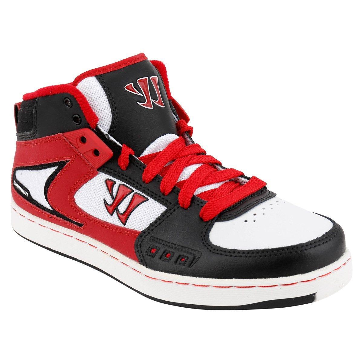 Warrior Hound Dog Youth Lifestyle Shoe - BlackRed
