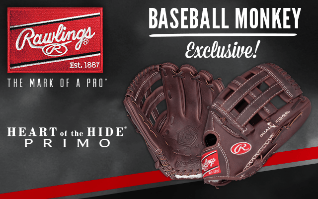 Rawlings Heart of the Hide Primo Gloves