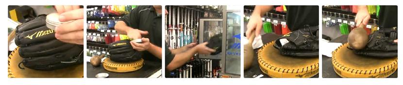 Monkey Sports Glove Steaming