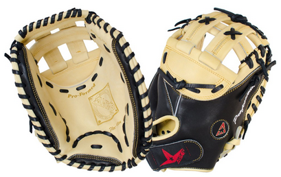 "All-Star Vela Dual-Pro CMW4000 33"" Fastpitch Softball Catcher's Mitt"