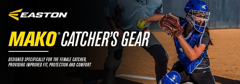 New 2016 Easton Fastpitch Catcher's Gear