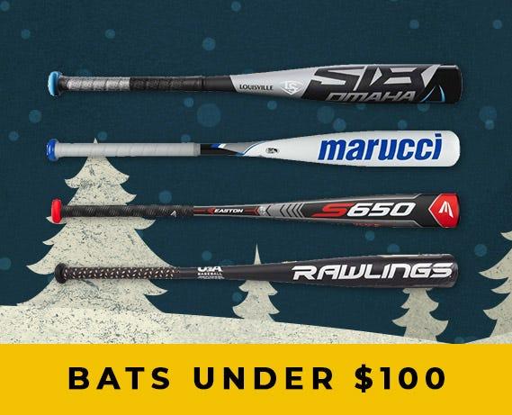Bats Under $100