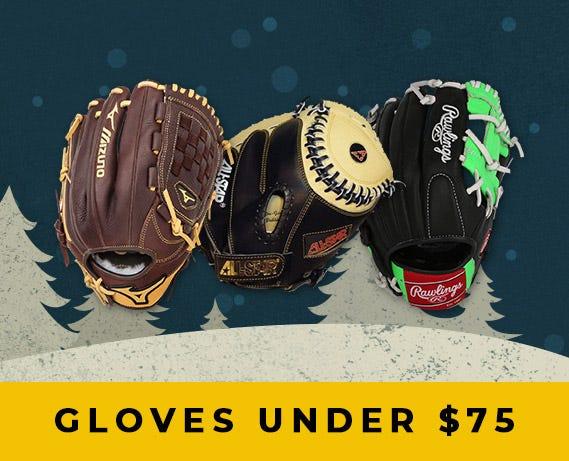 Gloves Under $75