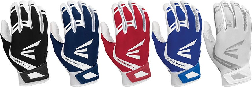 Easton ZF7 VRS Hyperskin Women's Fastpitch Softball Gloves