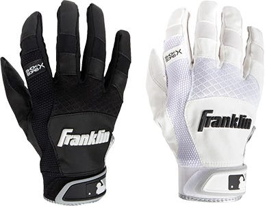 Franklin Shok-Sorb Neo Men's Baseball Batting Gloves - 2019 Model