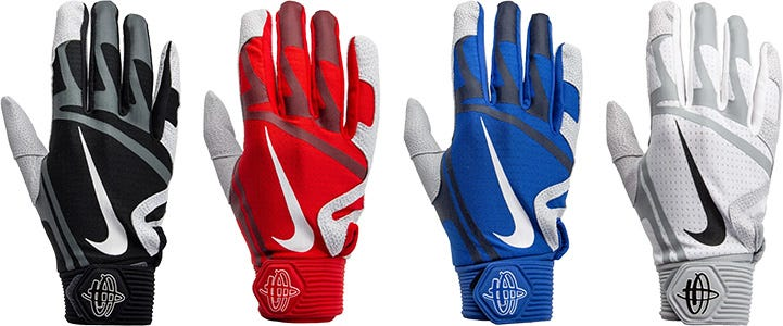 Nike Huarache Pro Men's Batting Gloves
