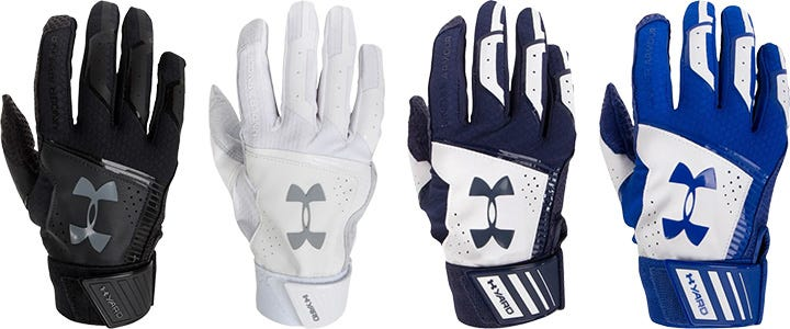 Under Armour Yard Men's Baseball Batting Gloves