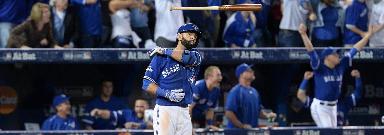 Jose Bautista bat flip