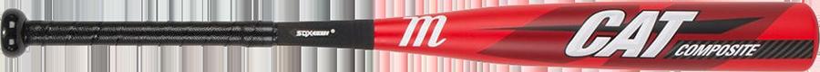 Marucci CAT Composite (-10) USSSA Baseball Bat - 2019 Model