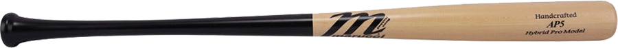Marucci AP5 Hybrid Pro (-3) BBCOR Wood Baseball Bat - 2019 Model