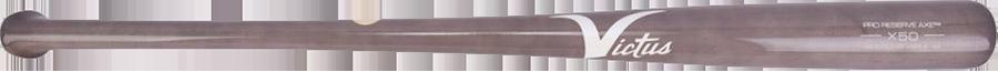 Victus X50 Pro Reserve Axe Maple Wood Bat