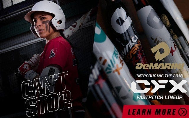 DeMarini 2018 Fastpitch Bats