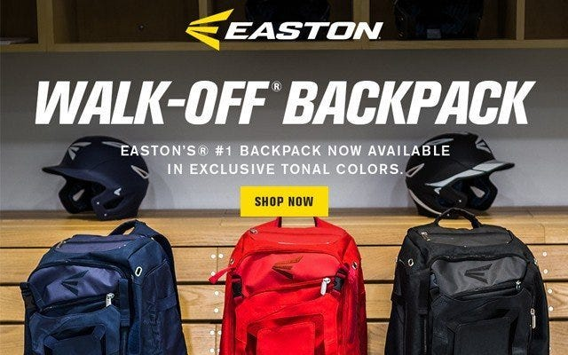 Easton Walk Off Bat Pack