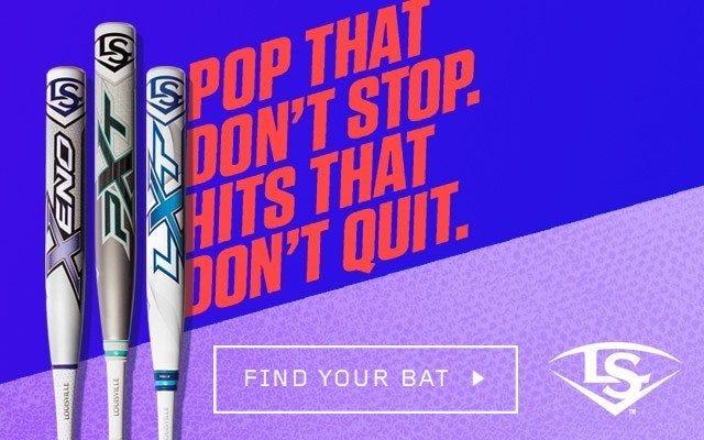 Louisville Slugger 2018 Fastpitch Bats