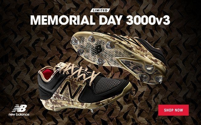 New Balance 3000 V3 Memorial Day Cleats