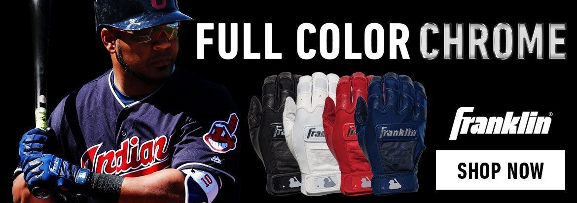 Franklin CFX Pure Batting Gloves