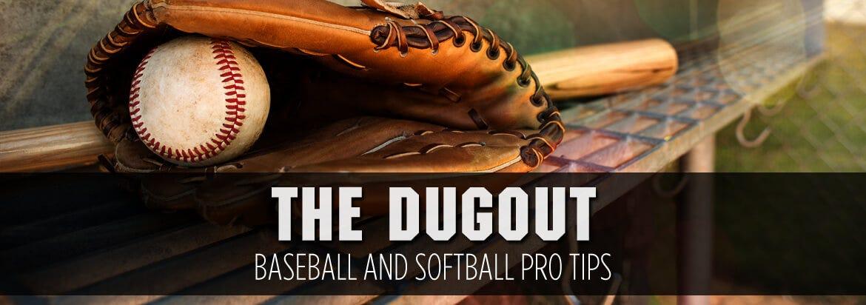 baseball and softball pro tips