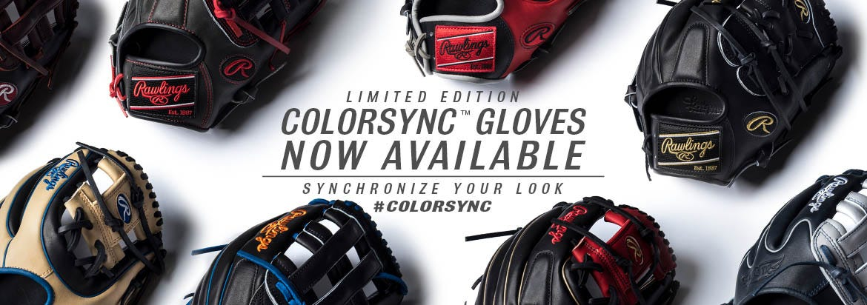 Rawlings ColorSync Gloves