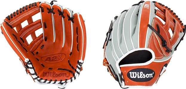 wilson a2k 1799 super skin baseball glove 2019
