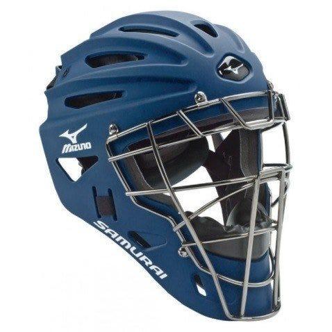 hockey style catcher's mask