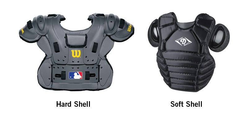 difference-between-hard-and-soft-shell-umpire-chest-protector