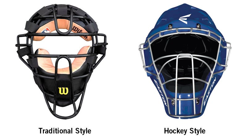 difference-between-tradition-and-hockey-style-catcher-helmet
