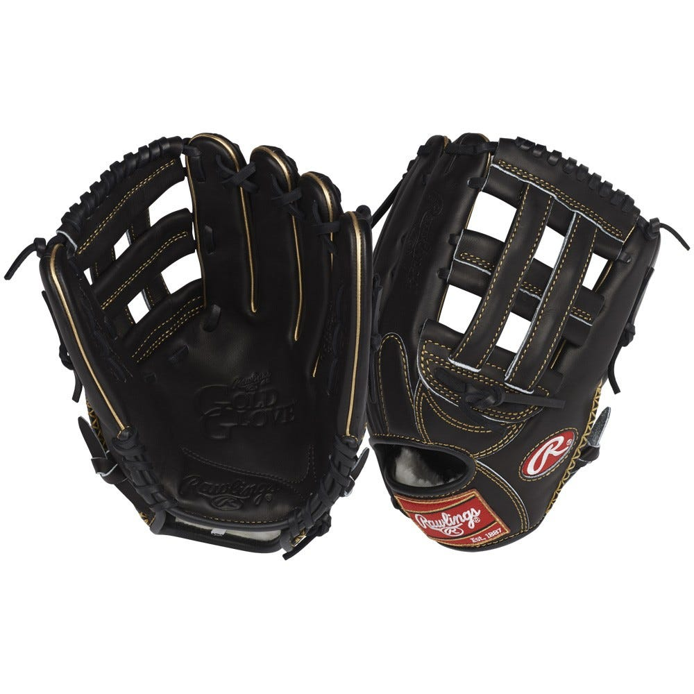 Rawlings RGG1275H Gold Glove 12.75 Adult Baseball Glove